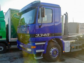 MAN TGL & Mercedes Actros MP1 (1)