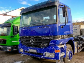 MAN TGL & Mercedes Actros MP1 (w pianie)